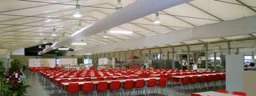 Personnel area, canteen, Linde