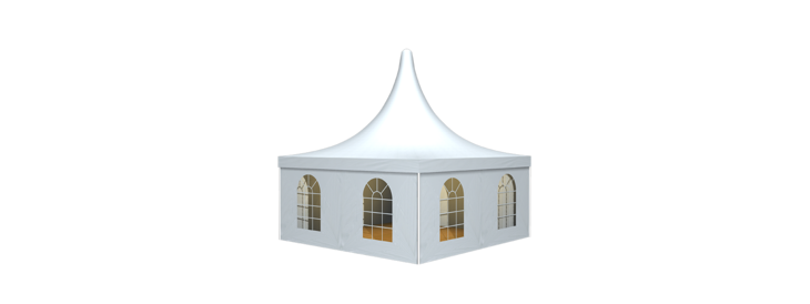 Rendering C-Tent Highlight Sprossen